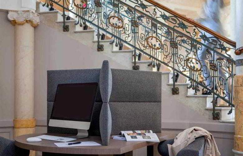 Royal St Georges Interlaken - MGallery by Sofitel - Hotel - 65