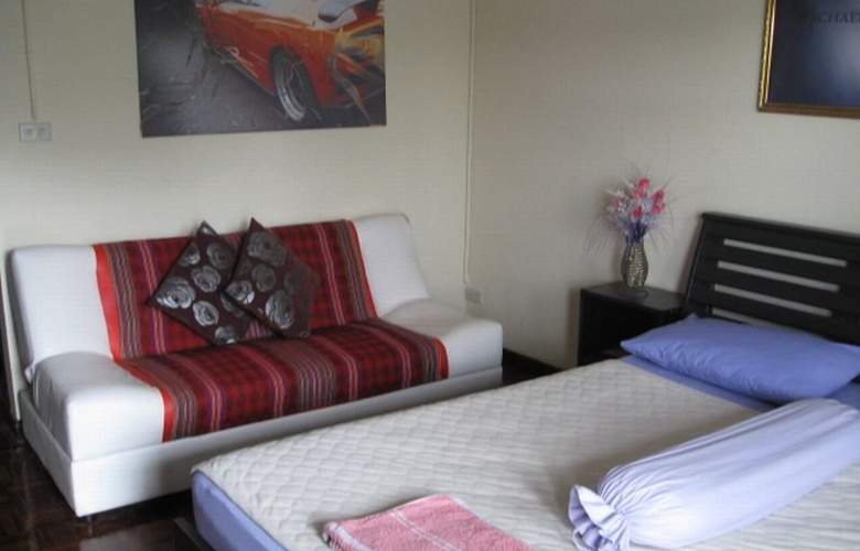Joe Palace Beach Living Jomtien Pattaya - Room - 2