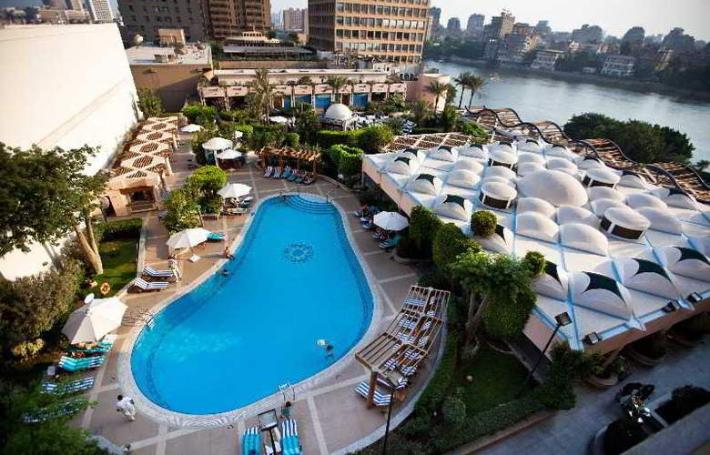 Conrad Cairo - Pool - 11