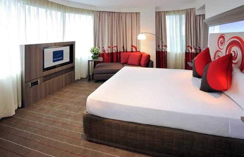 Novotel Melbourne Glen Waverley - Hotel - 8