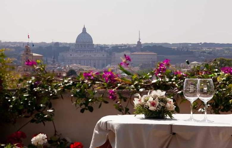 Mediterraneo Rome - Terrace - 12