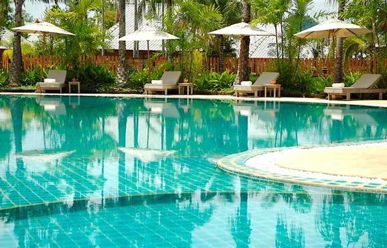 Phowadol Resort and Spa Chiang Rai - Pool - 9