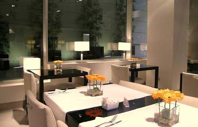 Sercotel Suites Viena - Restaurant - 9