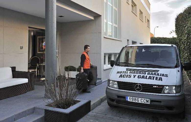 Globales Acis & Galatea Hotel - General - 2