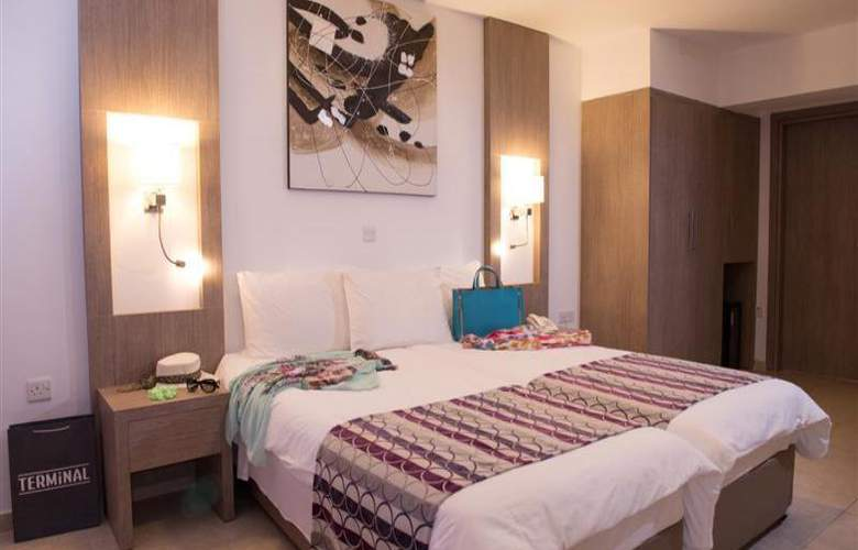 New Famagusta Hotel - Room - 7