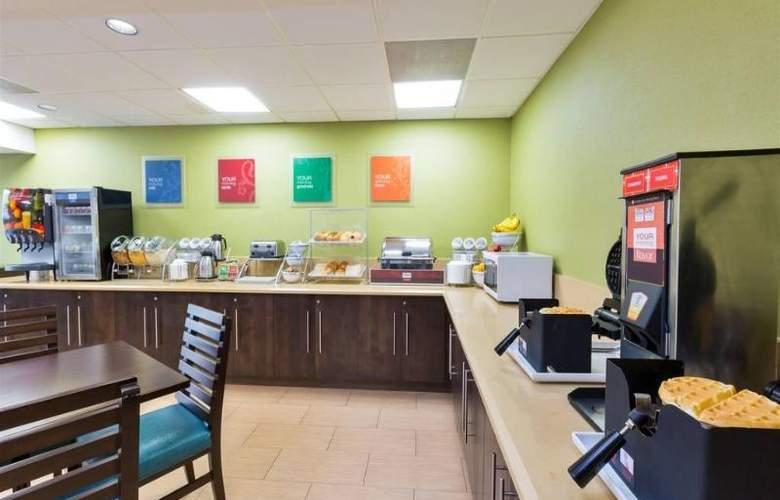 Comfort Inn Chula Vista - Restaurant - 19