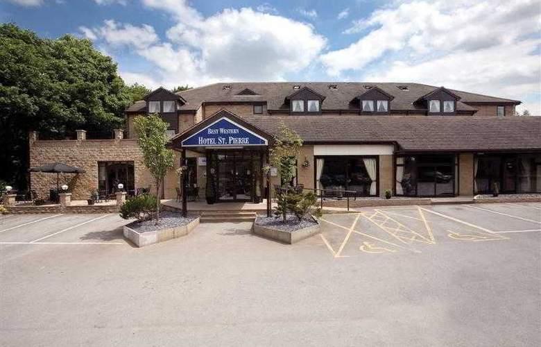 Best Western Hotel St Pierre - Hotel - 2