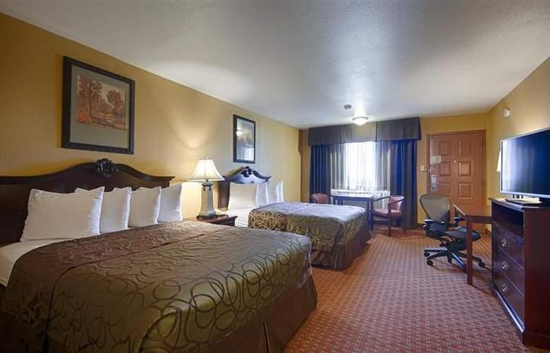 Best Western Big Country Inn - Room - 1