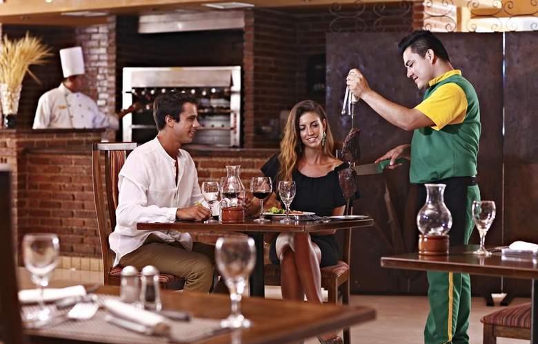 Sandos Playacar Beach Experience Resort - Restaurant - 16