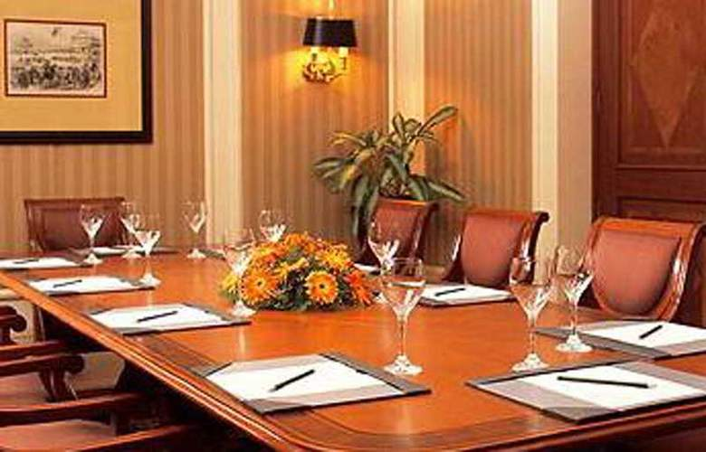 The Oberoi Hotels and Resorts, Bangalore - Conference - 5