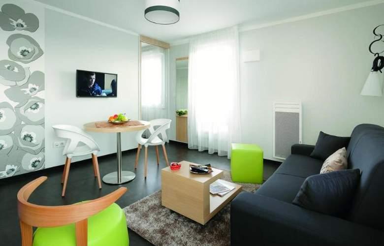 Appart' City Elegance Reims - Room - 5
