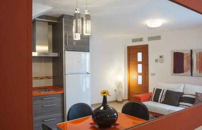 Real de Cartuja Apartments & Suites - Room - 14