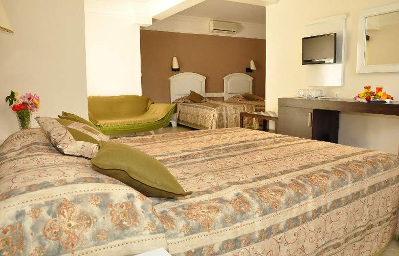 St Nicholas Park Hotel - Room - 5