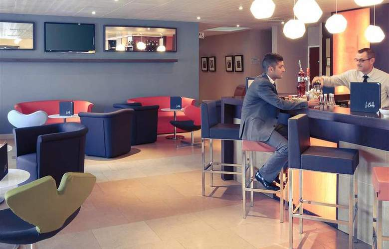 Mercure Auxerre Nord - Bar - 49