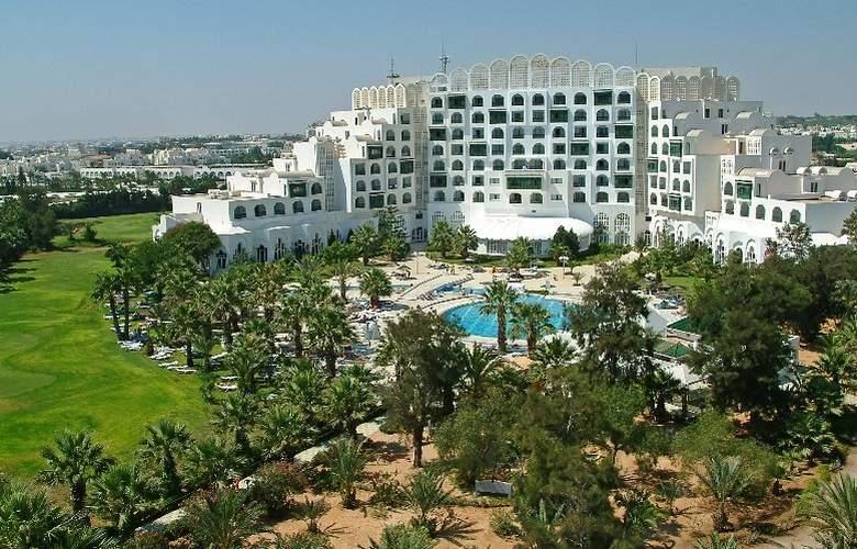 Marhaba Palace - Hotel - 8