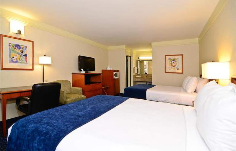 Best Western Mission Bay - Room - 65