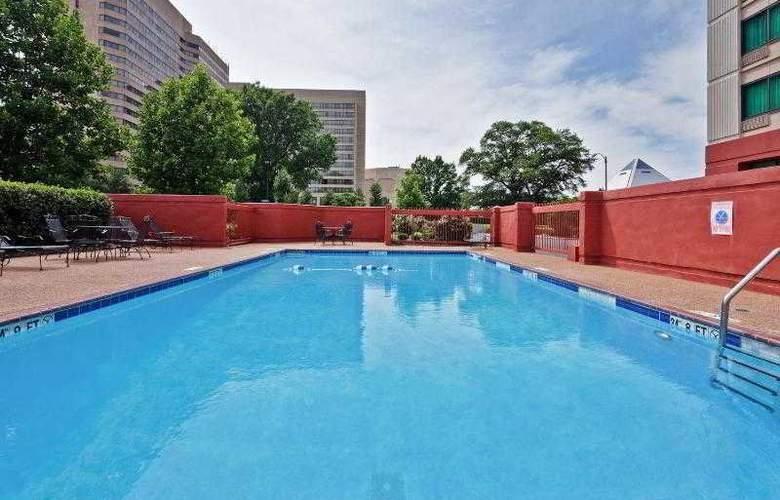 Crowne Plaza Memphis - Pool - 28