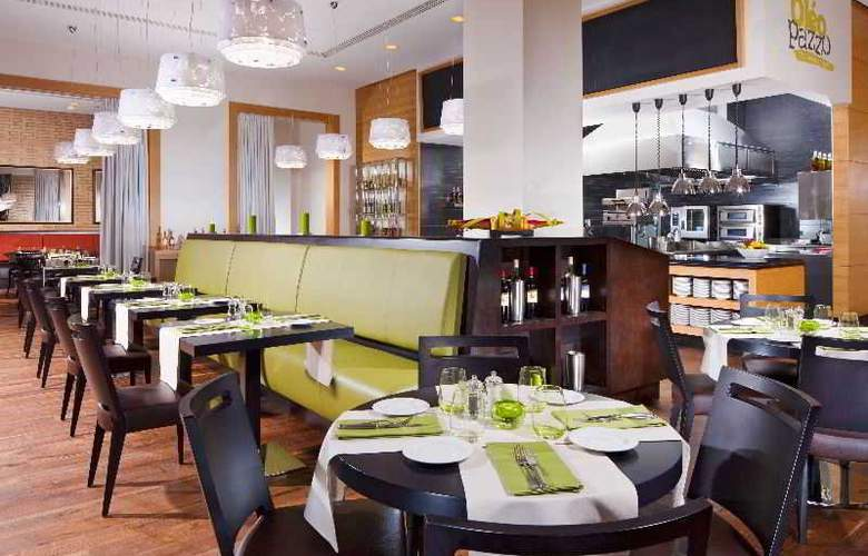 Courtyard by Marriott Budapest City Centre - Restaurant - 7