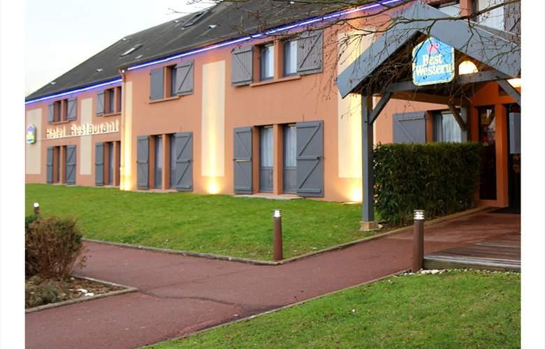 Best Western the Hotel Versailles - Hotel - 0