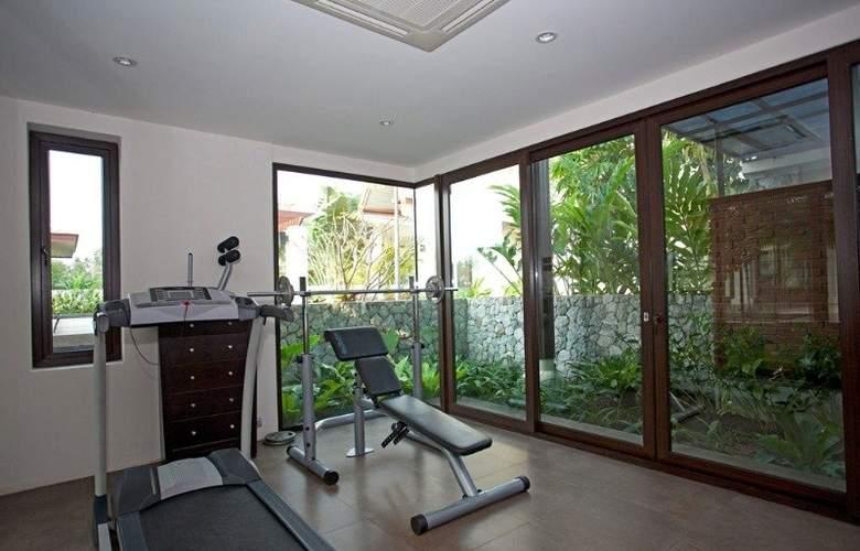Manathai Villas Sylvia Pattaya - Pool - 11