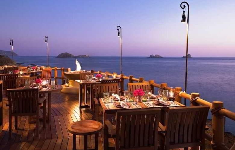 Capella Ixtapa Resort & Spa - Restaurant - 17