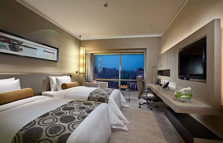 Longchamp Garden Hotel Changsha - Room - 8