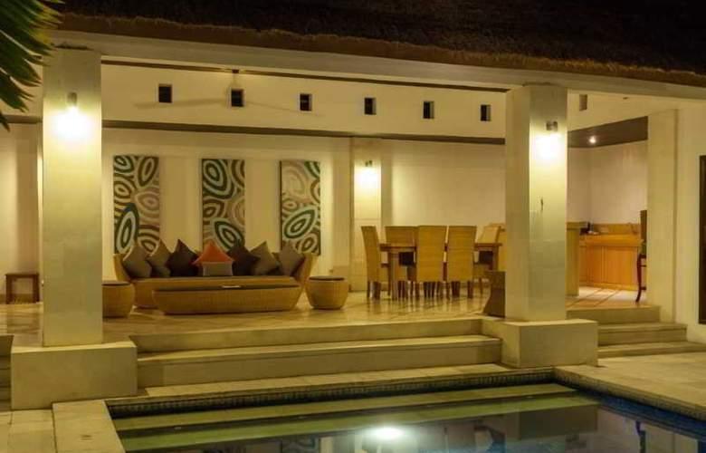 B Villa + Pool - Pool - 20