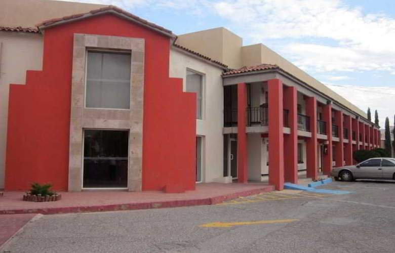 Colonial Ciudad Juarez - Hotel - 6