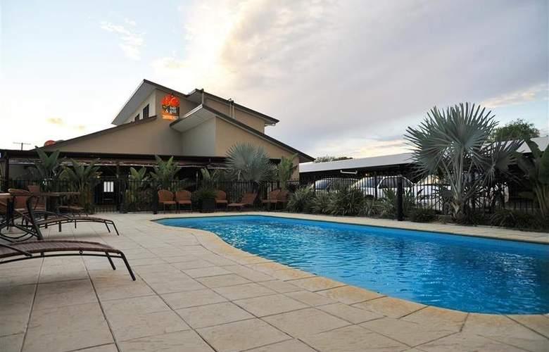 Best Western Bungil Creek Motel - Pool - 37