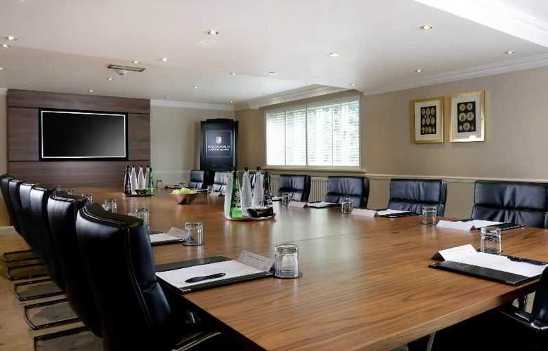 Macdonald Alveston Manor - Conference - 11