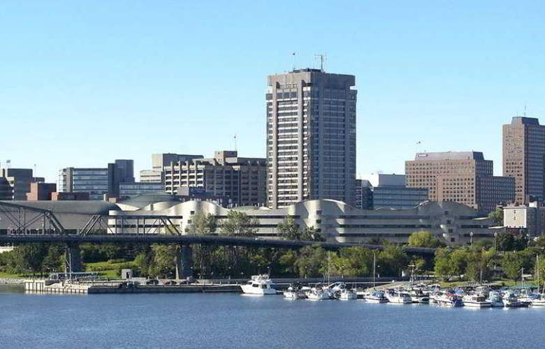 Four Points by Sheraton Hotel & Conference Centre Gatineau-Ottawa - Hotel - 9