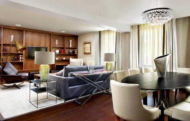 Sheraton Grand Hotel & Spa Edinburgh - Sport - 55