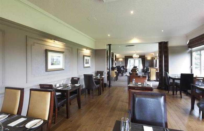 BEST WESTERN Braid Hills Hotel - Hotel - 123