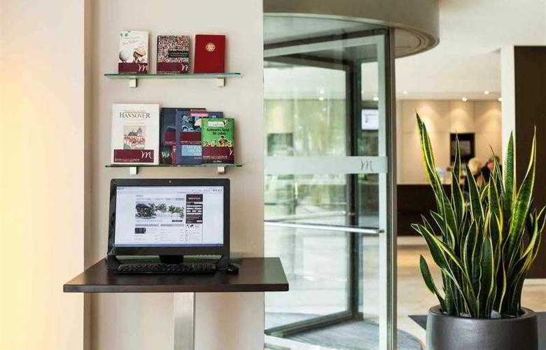 Mercure Hannover Mitte - Hotel - 13