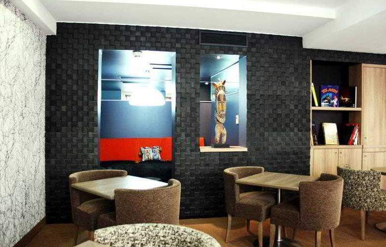Best Western Littéraire Arthur Rimbaud - Hotel - 11