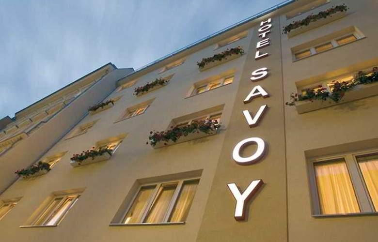 Savoy Garni - Hotel - 0
