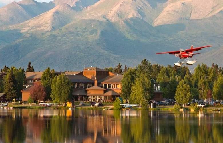 Millennium Alaskan Hotel Anchorage - General - 2