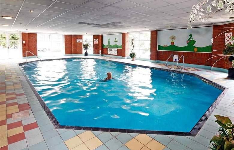 Mercure Wolverhampton Goldthorn Hotel - Hotel - 33