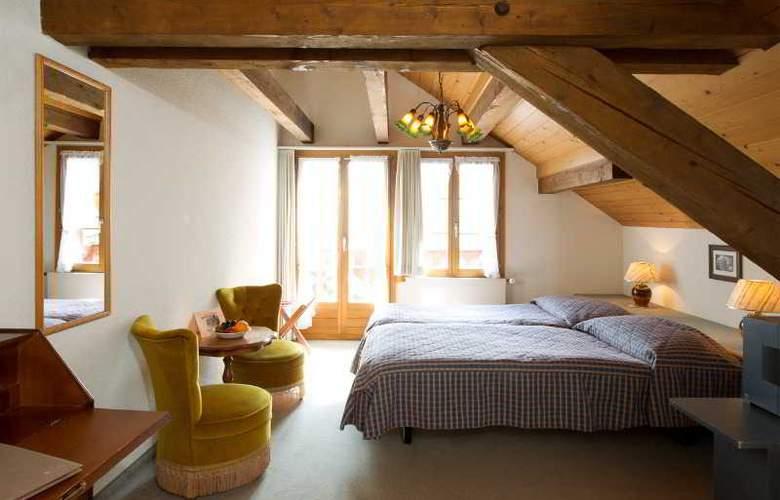 Belvedere Wengen - Room - 20