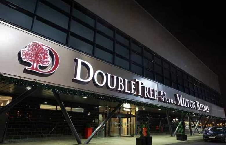 Doubletree by Hilton Milton Keynes - Hotel - 0