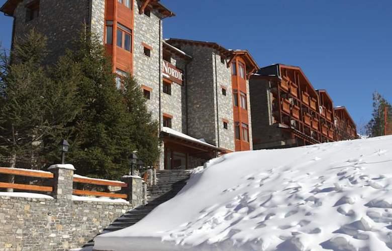 Apartamentos Nòrdic (Del Clos) - Hotel - 4