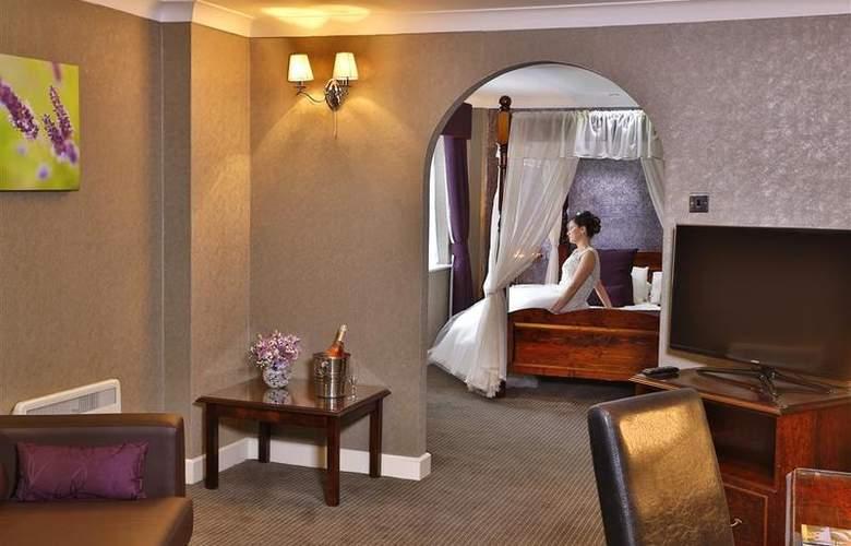 Best Western Park Hall - Room - 218