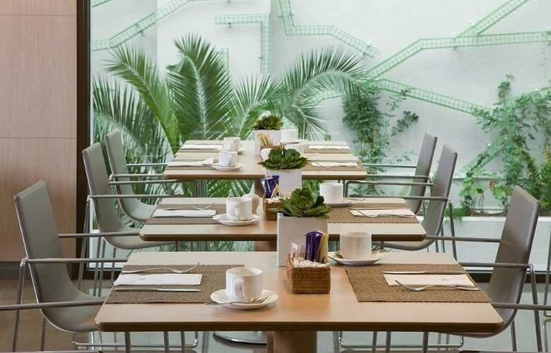 NH Madrid Principe de Vergara - Restaurant - 2