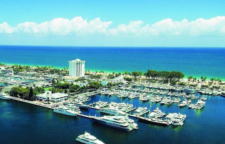 Bahia Mar Ft Lauderdale Beach-Doubletree by Hilton - Hotel - 17