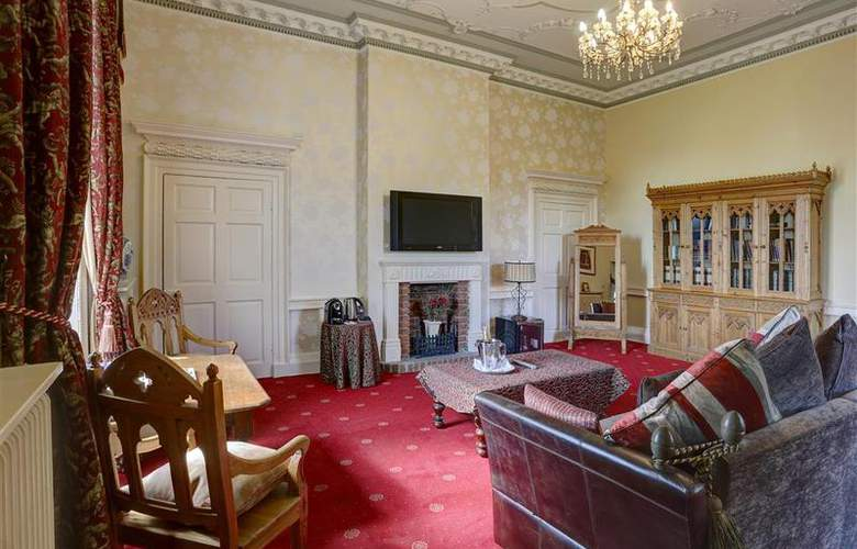 Best Western Walworth Castle Hotel - Room - 81