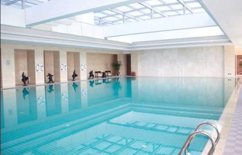 Howard Johnson Kangda Plaza Qingdao - Pool - 3