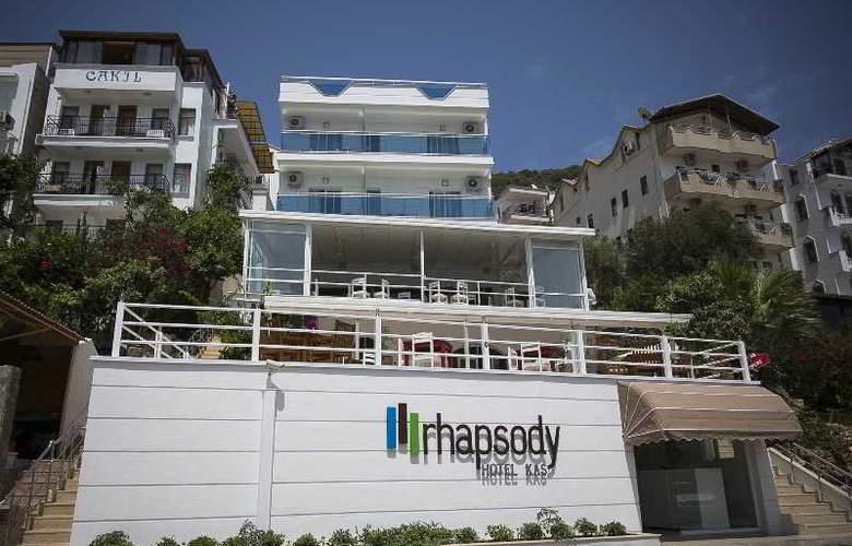 Rhapsody Hotel Kas - Hotel - 3