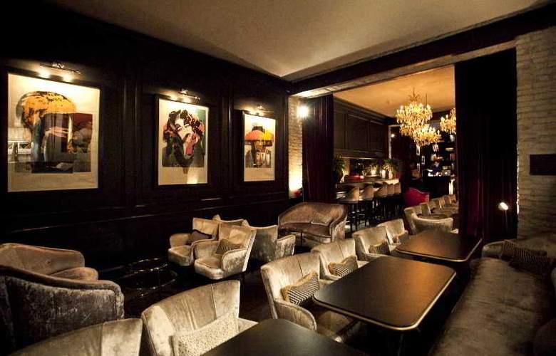 Dom Hotel Roma - Restaurant - 8