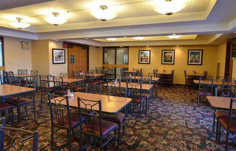 Best Western Plus East Towne Suites - Restaurant - 52
