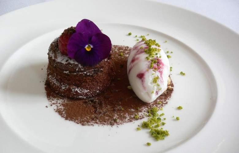 Gran Hotel Las Caldas Villa Termal - Restaurant - 21